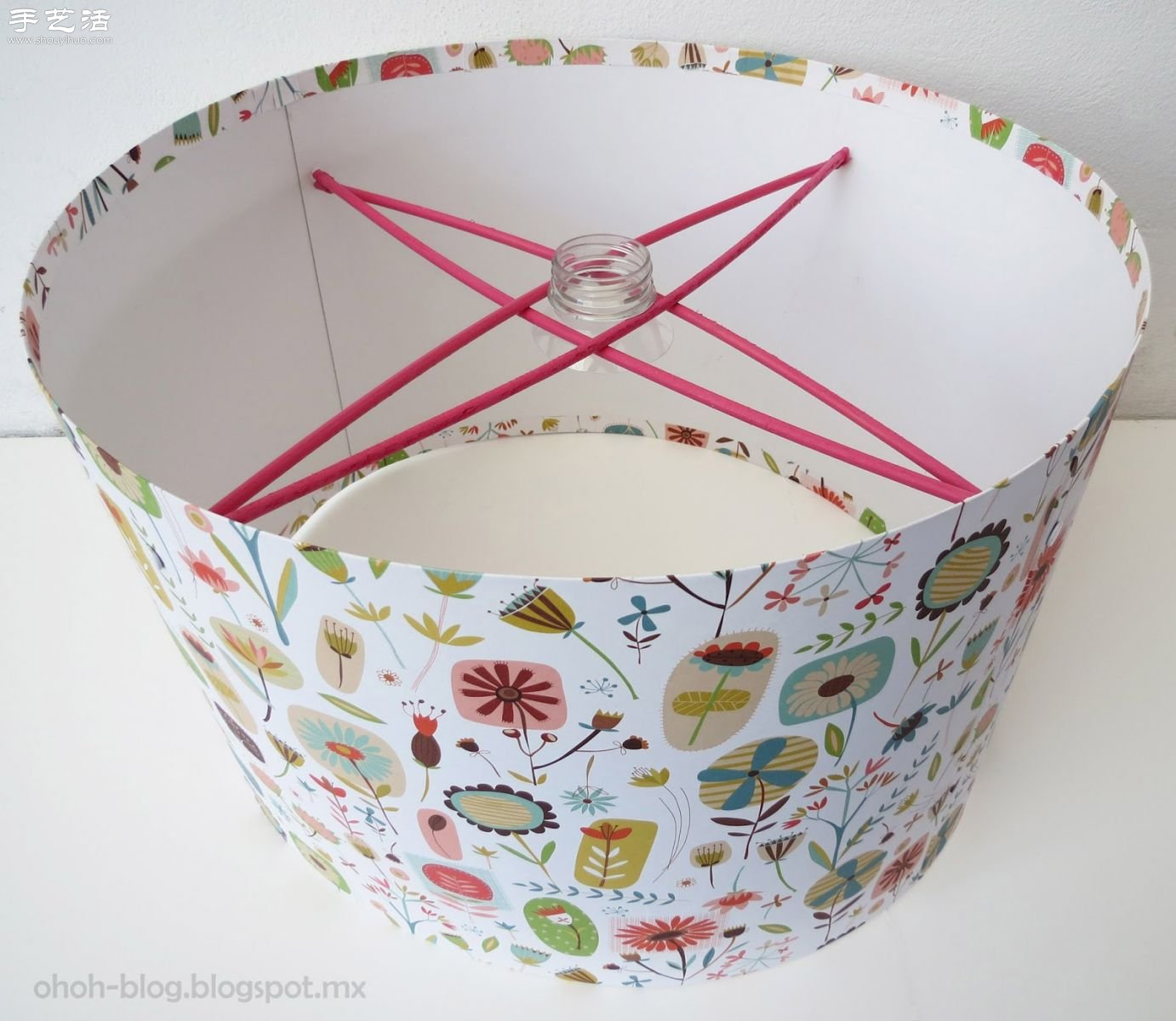 Make Your Own Lamp Shade