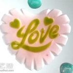 DIY心形香皂 手工香皂制作方法