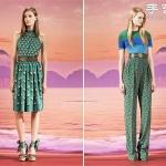 2014早春度假系列服饰设计 感受生活的慵懒惬意