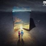 纸板DIY生活场景的创意摄影
