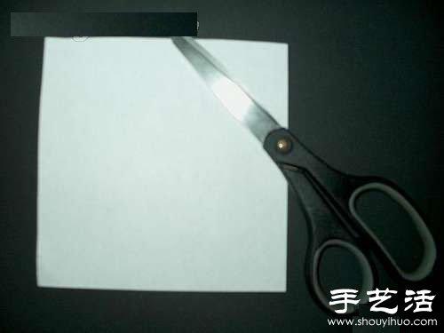教你如何簡單手工DIY雪花剪紙