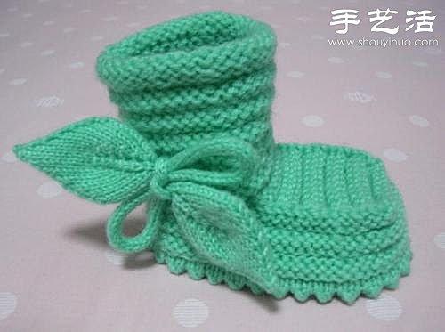 女人手工 手工编织 编织鞋子  鞋底部分织法比较灵活,不必拘泥于我的