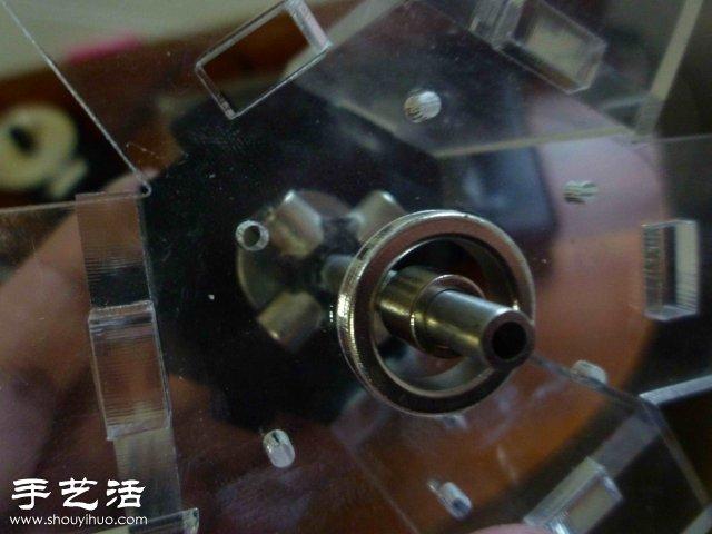 自制太阳能磁悬浮电机教程(2)