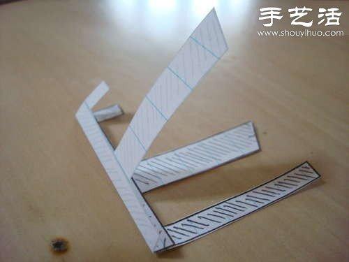 纸飞机的做法:教你自制滑翔机
