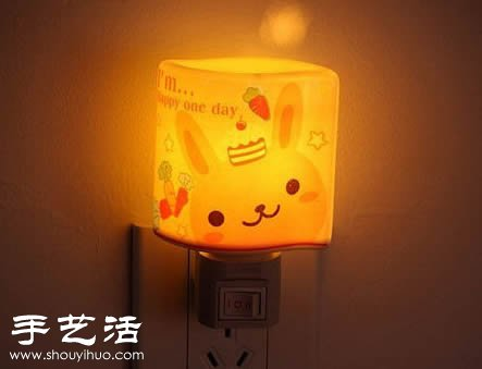 教你如何自制一盏led小夜灯 - www.shouyihuo.com