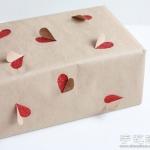 24个简单创意礼物包装设计DIY