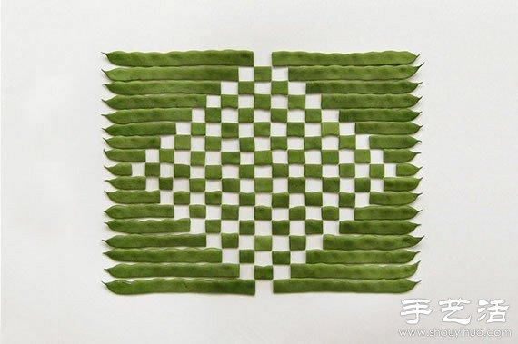 IY简单独特的水果拼盘