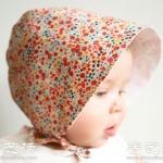 自制宝宝套头帽 套头帽手工制作教程