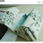 有钱人都爱用的长钱包DIY手工制作教程