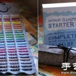 超简单时尚笔袋DIY手工制作教程