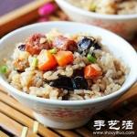 7种超简单用电饭煲DIY焖饭的做法