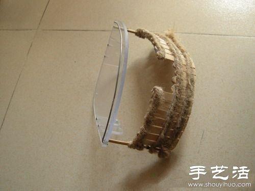 超大仓鼠笼制作方法 整理箱diy仓鼠笼子(3)