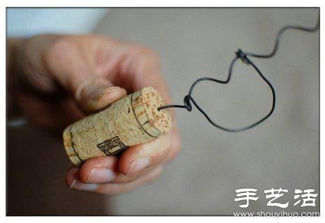 瓶盖手工制作动物