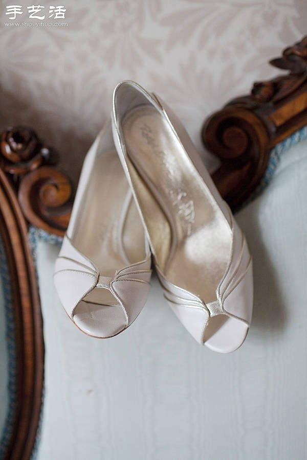 新娘挑選漂亮舒適鞋子的訣竅