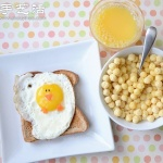 超有爱的营养早餐摆盘和水果拼盘DIY