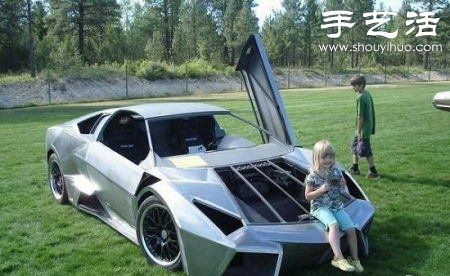 shou手绘汽车