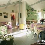 复古味十足的家居装修设计
