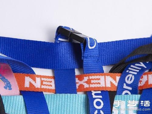 吊牌廢物利用 創意DIY酷炫手提包