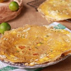 鸡蛋杂粮煎饼的做法 自制杂粮煎饼的方法