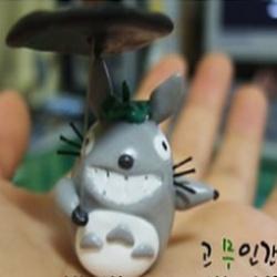 软陶制作可爱龙猫玩偶图解教程
