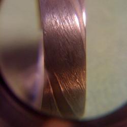陨铁锻造DIY意义非凡的结婚戒指