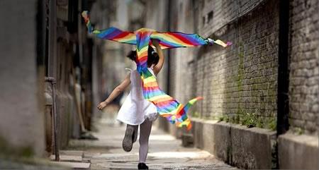 放风筝的技巧 怎么放风筝才能飞上天