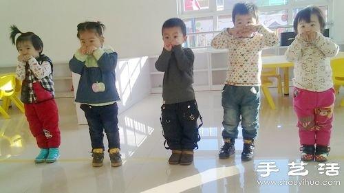 10个幼儿园小班手指游戏精选