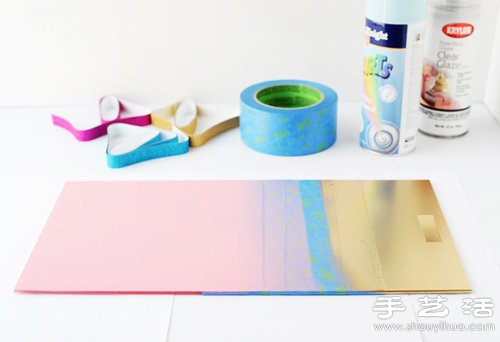家居改造:DIY色彩炫丽墙挂收纳箱 -  www.shouyihuo.com