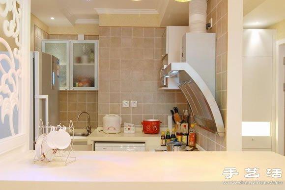 47平米小户型家居装修设计,装修总费用为8万块.麻雀虽小但