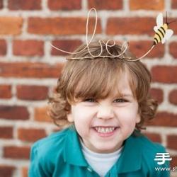 铁丝DIY手工制作超可爱漂亮的小皇冠
