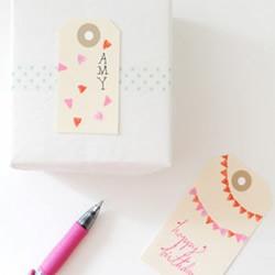 DIY手工制作橡皮擦小印章