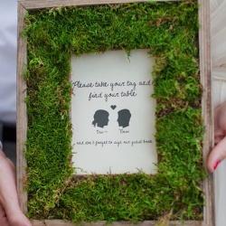 废品旧物改造:创意DIY怀旧风植物相框