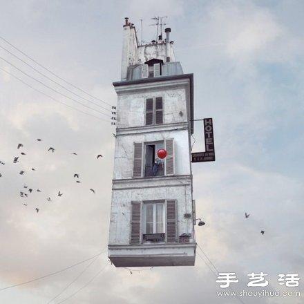 創意設計的空中樓閣