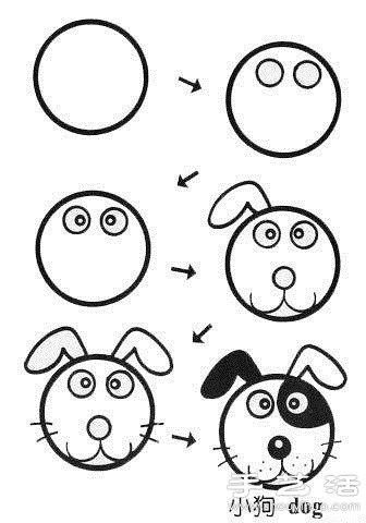 实用的儿童简笔画教程