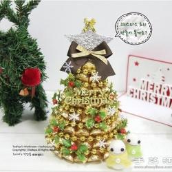 巧克力DIY超喜庆圣诞树