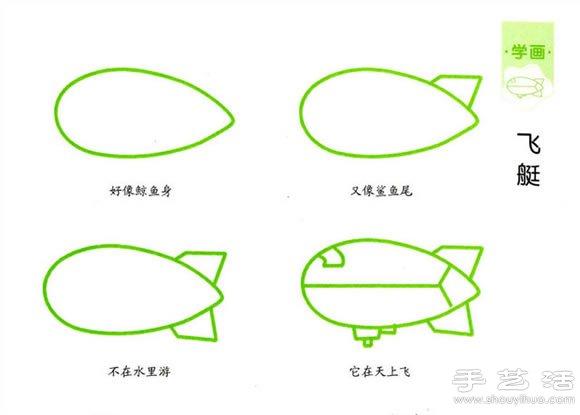 简单的儿童简笔画教程 3