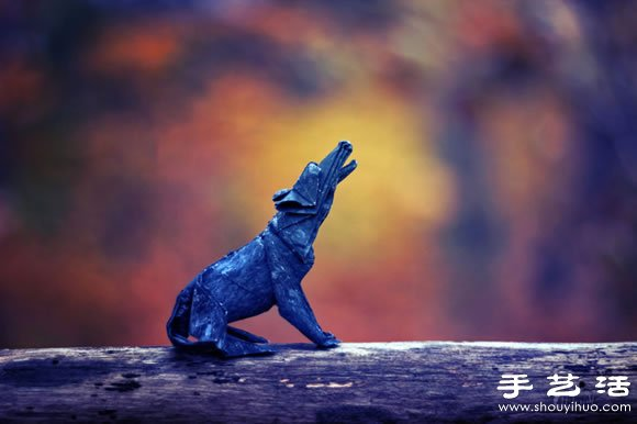 栩栩如生的创意折纸小动物(2)