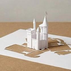 超有创意的A4纸手工DIY作品