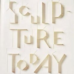 纸艺DIY各种字母及数字