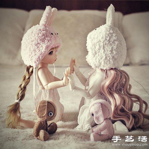 布艺DIY制作的萌系小玩意 -  www.shouyihuo.com