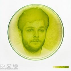 利用藻类微生物DIY制作创意海藻画