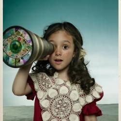 Gaby Herbstein孩童vs.环保系列摄影作品