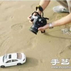 摄影达人超赞汽车模型摄影作品