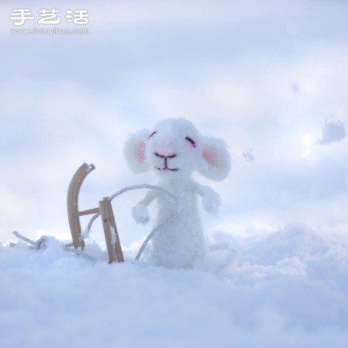 倒霉的小老鼠玩偶 -  www.shouyihuo.com