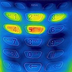 小心iPhone热能摄影装备看透提款机密码!