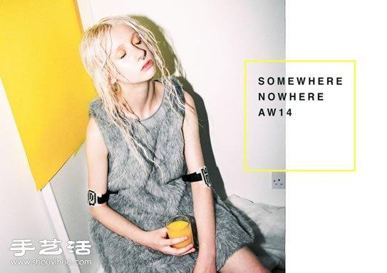 英倫時尚Somewhere Nowhere 2014春夏女裝