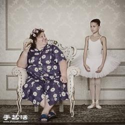 摄影师 Anna Radchenk 镜头下的病态母爱