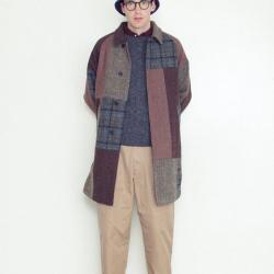 Frisco Ivy 2014 秋冬男士服装设计搭配