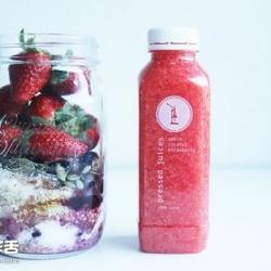 果汁店逆袭 澳洲Pressed Juices的完美诠释