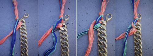 三股接线方法图解